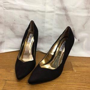 JLo Black Heels
